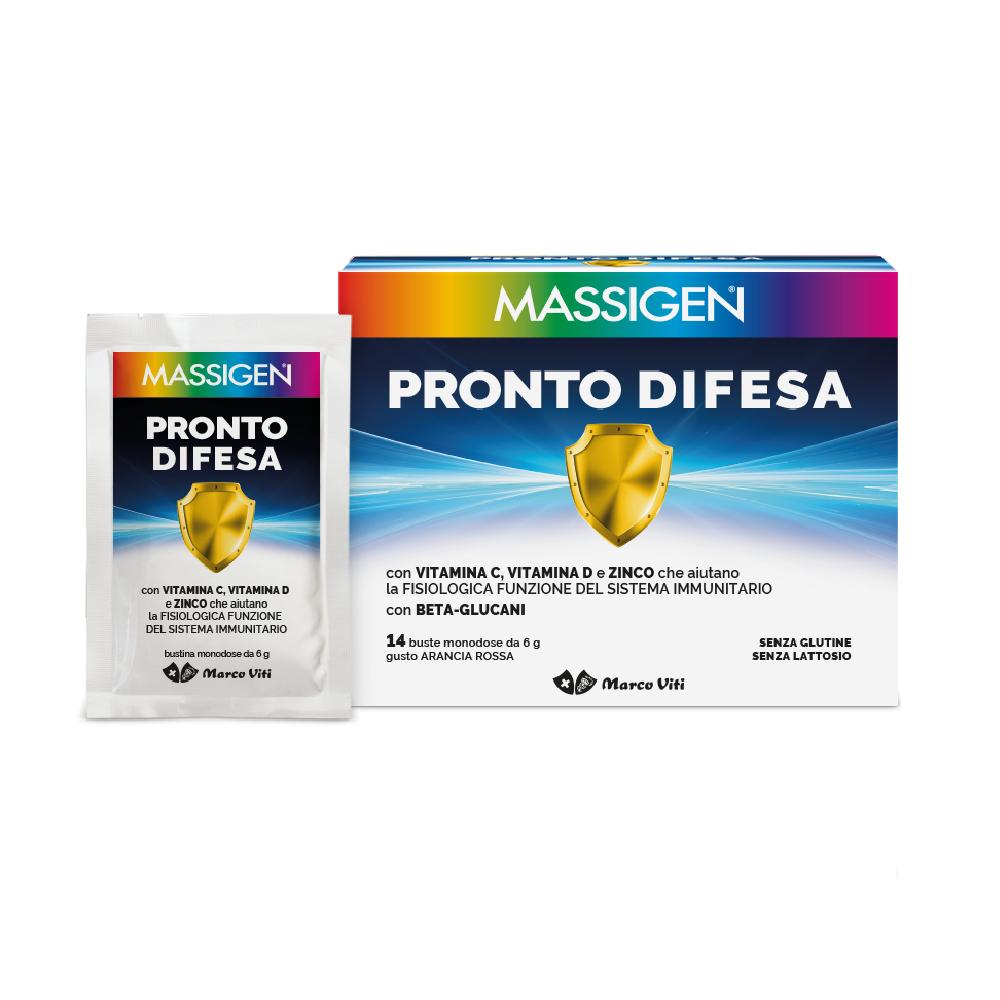 PRONTO DIFESA BUSTE