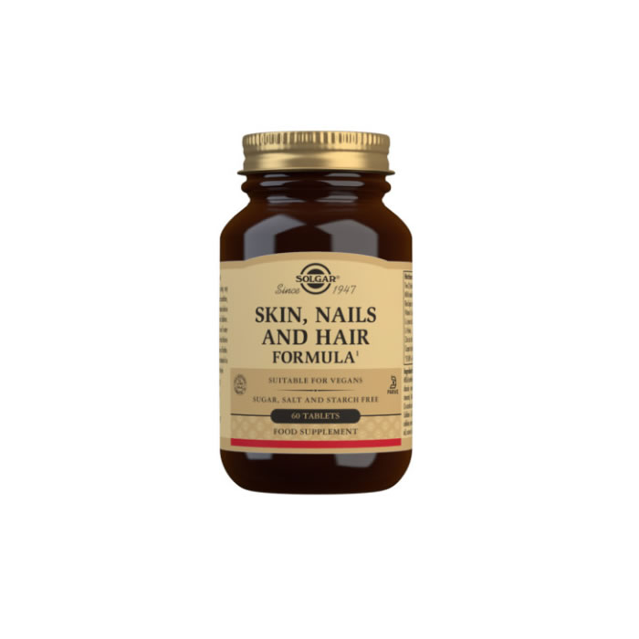Solgar Skin, Nails and Hair Tablets - Pack of 60