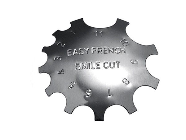 FRENCH NAIL CUTTER TOOL - Perfect SmileLine