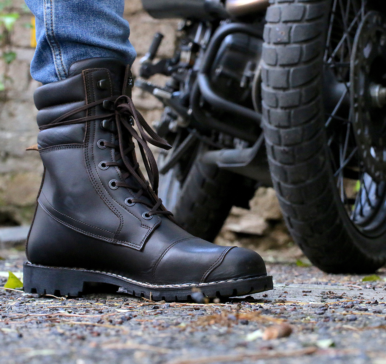 Safety: What are the best motorcycle boots?