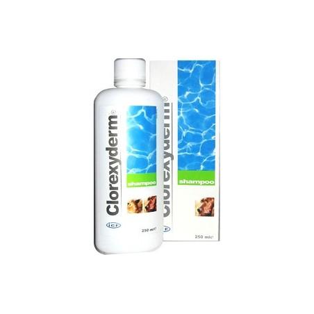 ICF Clorexyderm shampoo 250 ml