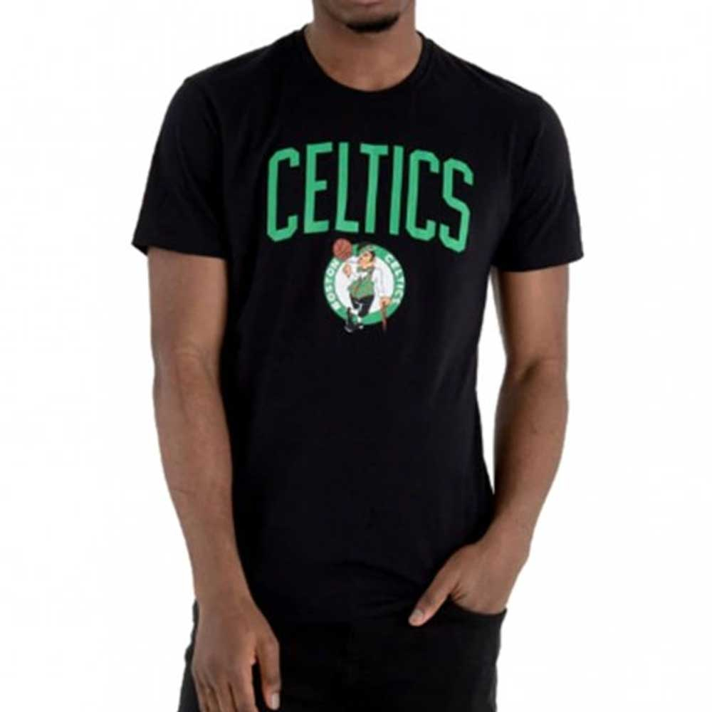 New Era T Shirt Celtics da Uomo
