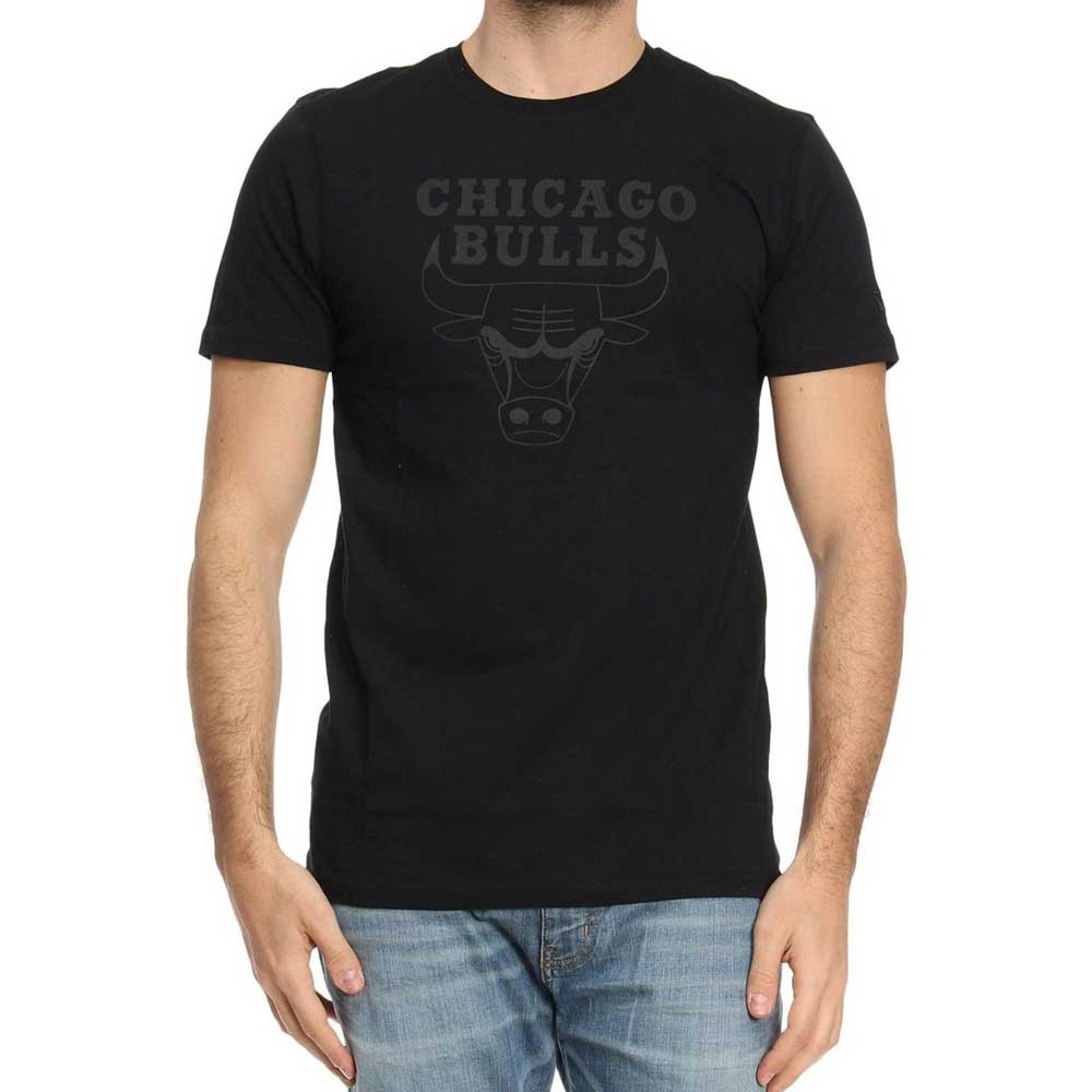 New Era Bulls T Shirt da Uomo