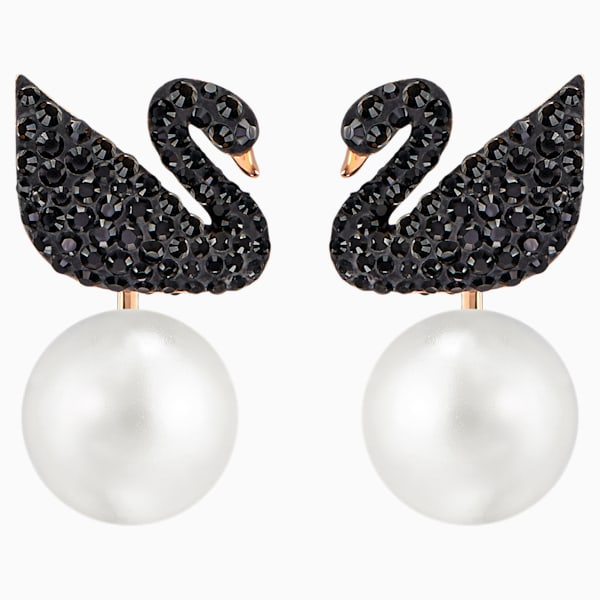 Swarovski Orecchini Iconic Swan 5193949