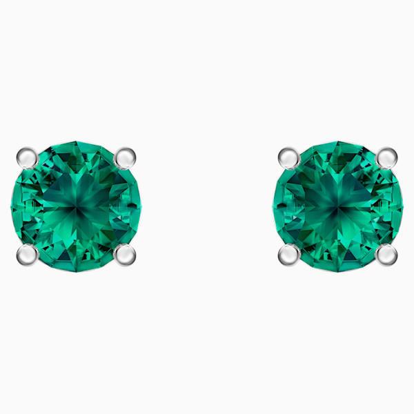 Swarovski Orecchini Attract Verde 5512384