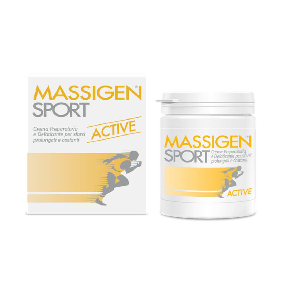 MASSIGEN SPORT ACTIVE 100 ML.
