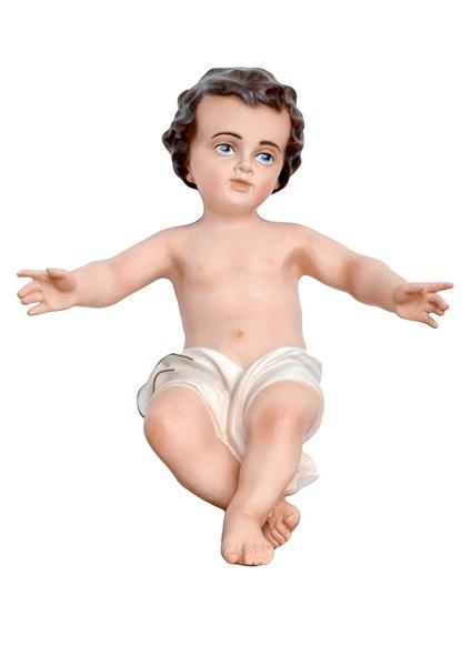 Gesù Bambino in resina cm. 18