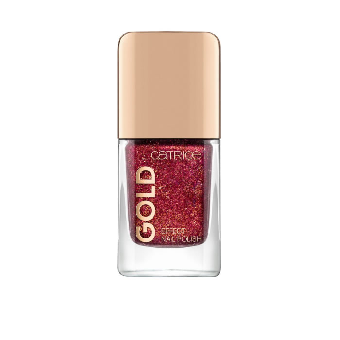 Catrice Gold Effect Nail Polish 01 Attracting Pomp 10,5ml