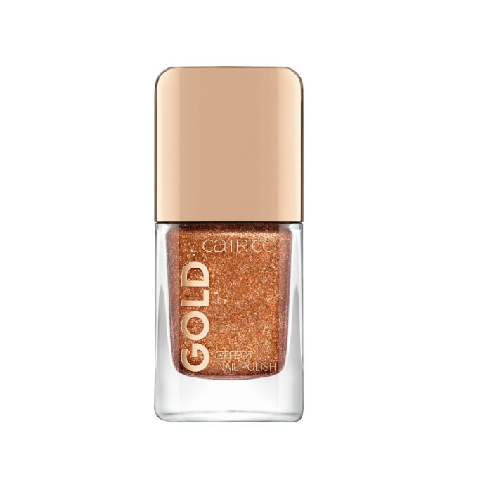 Catrice Gold Effect Nail Polish 05 Magnificent Feast 10,5ml
