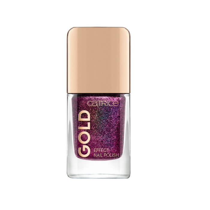 Catrice Gold Effect Nail Polish 07 Lustrous Seduction 10,5ml