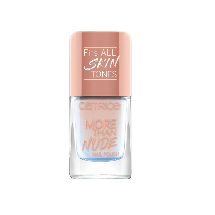 Catrice More Than Nude Mail Polish 02 Pearly Ballerina 10,5ml