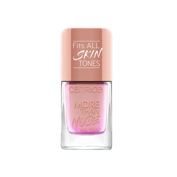 Catrice More Than Nude Mail Polish 05 Rosey-O & Sparklet 10,5ml