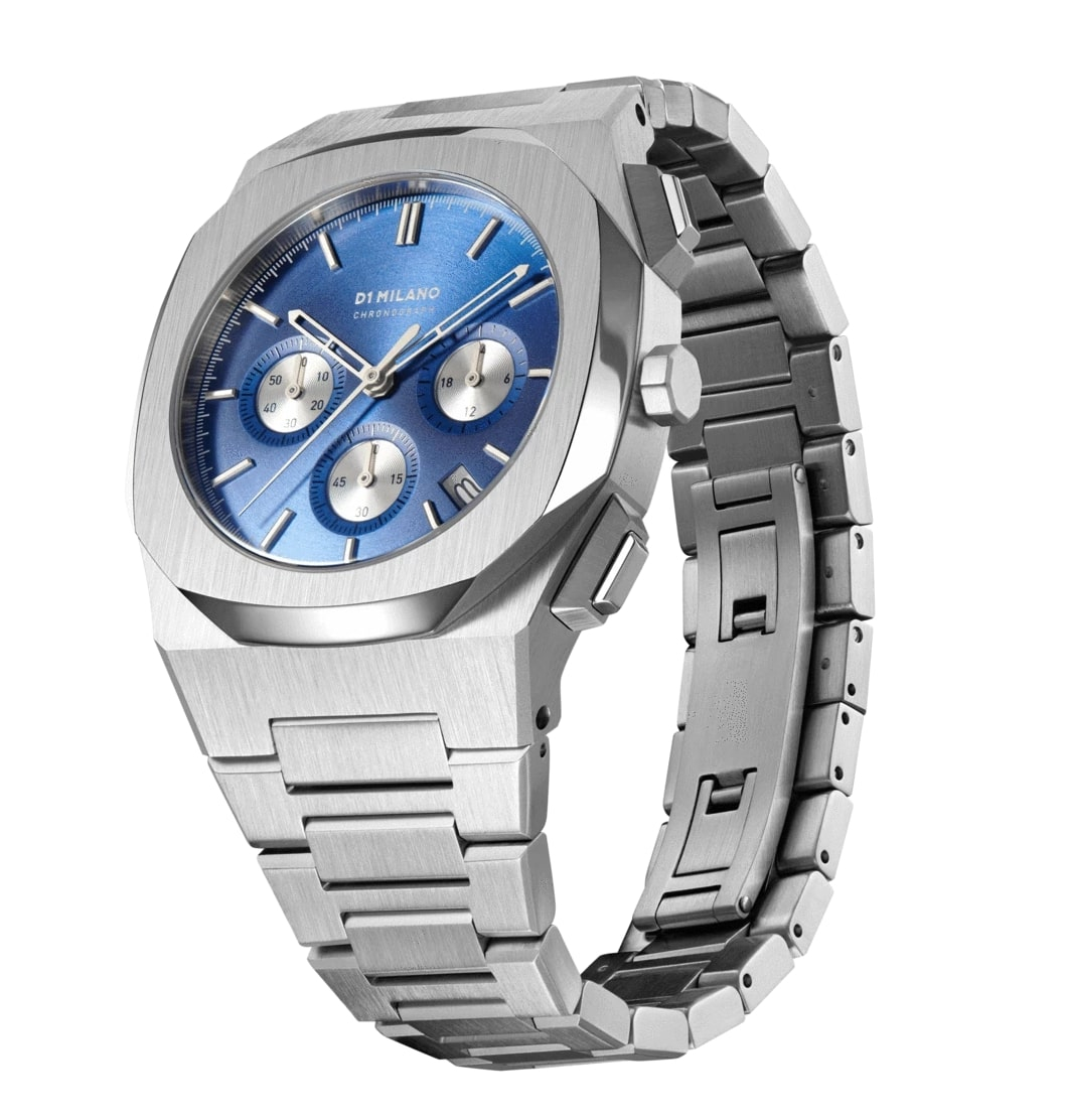 D1 MILANO - CHRONOGRAPH ICONIC BLUE