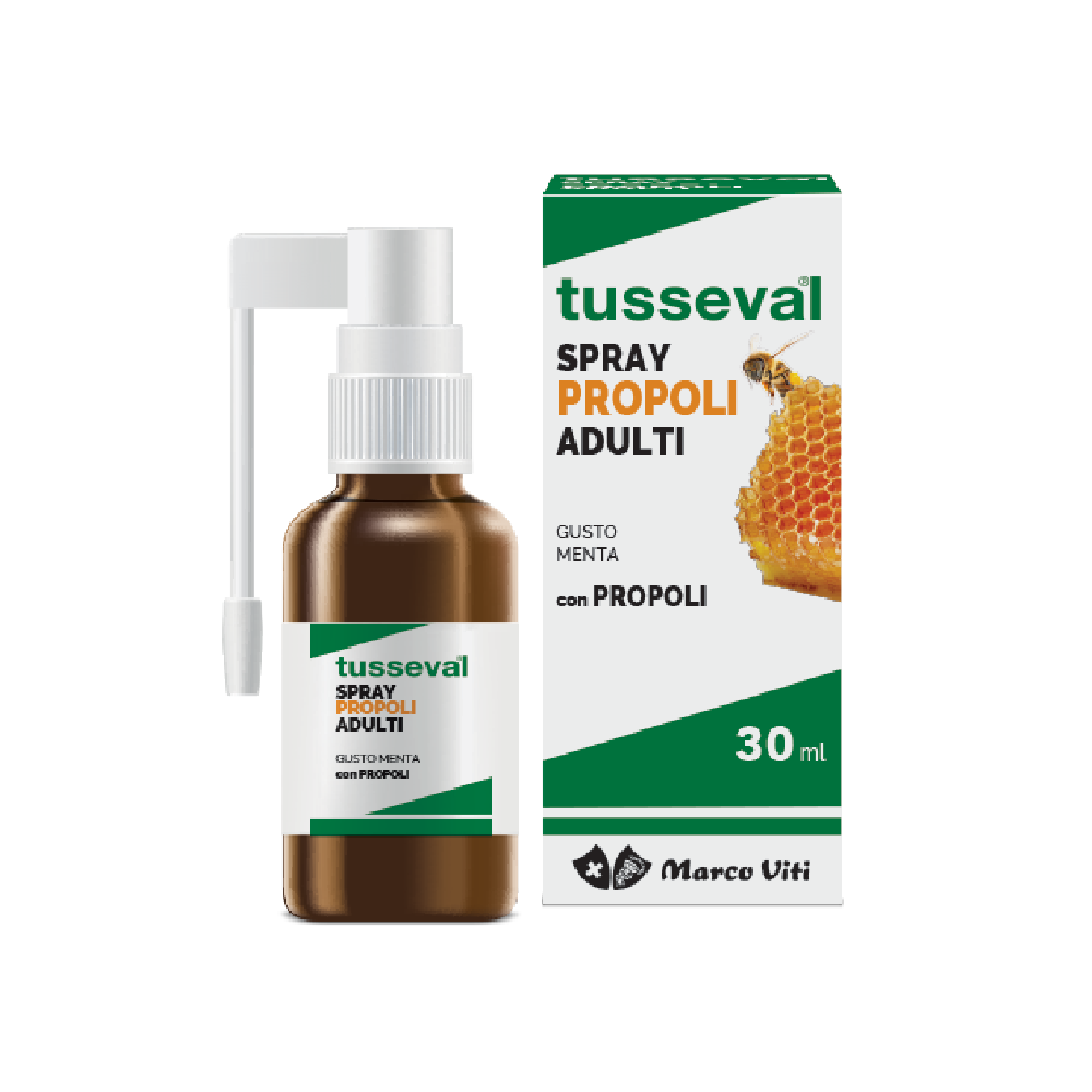 TUSSEVAL SPRAY PROPOLI