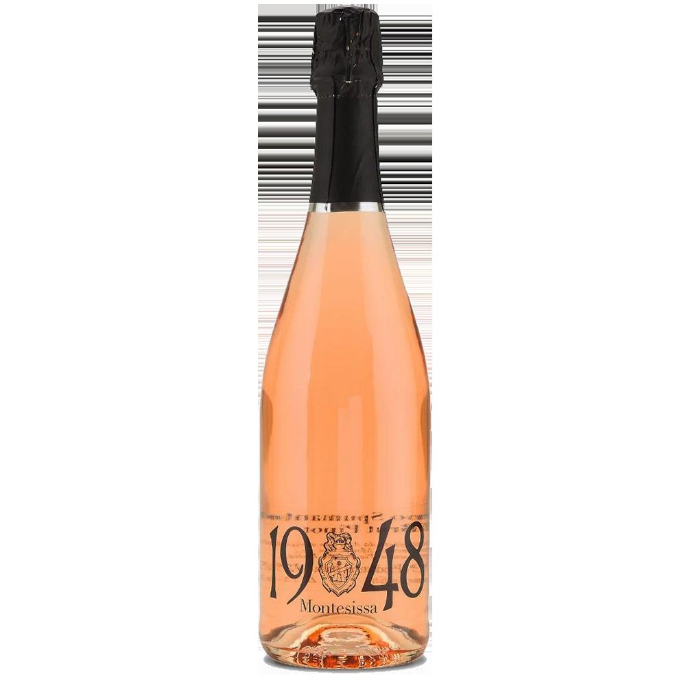 Spumante metodo italiano Brut Pinot Rose' 1948 Montesissa