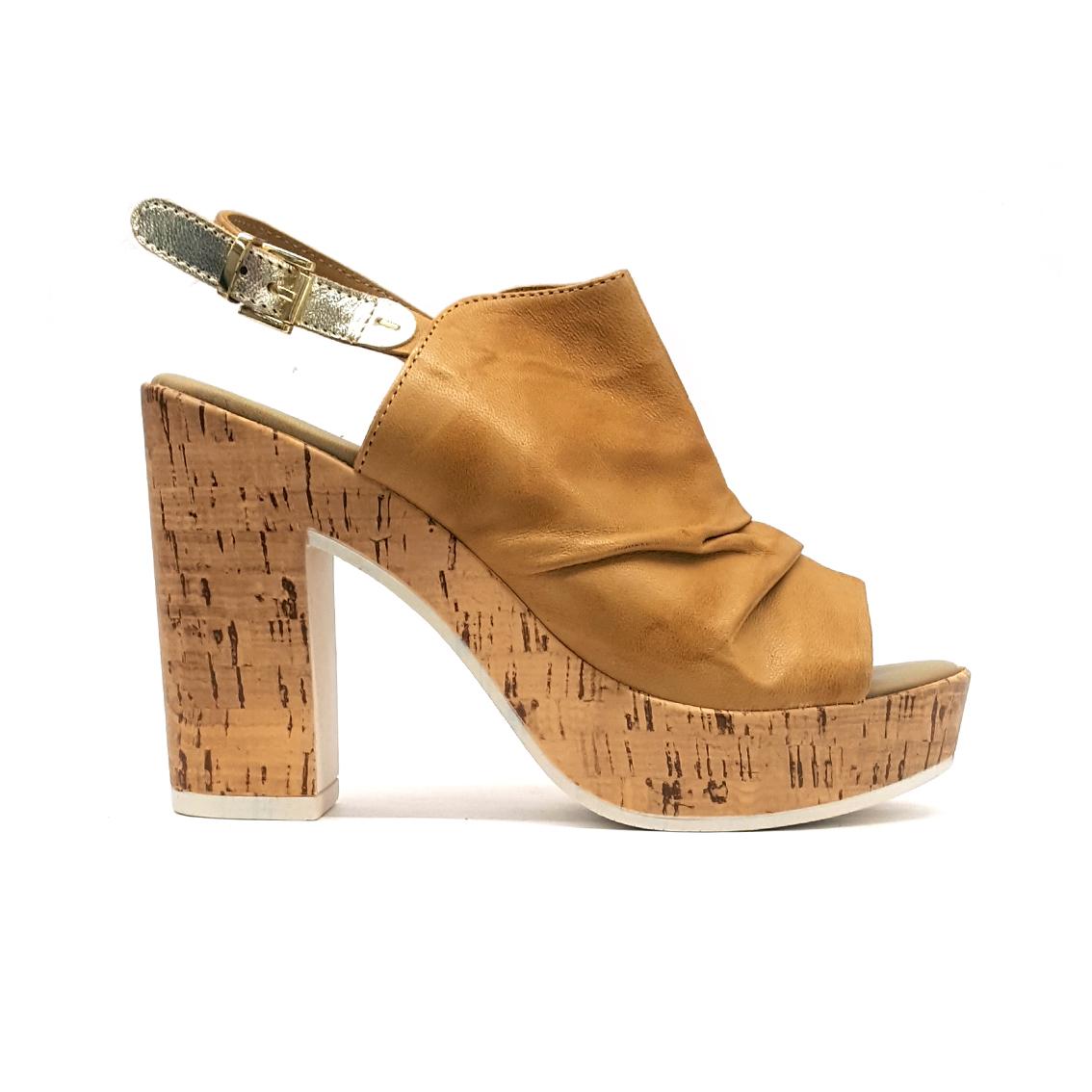 Sandalo beige La Repo