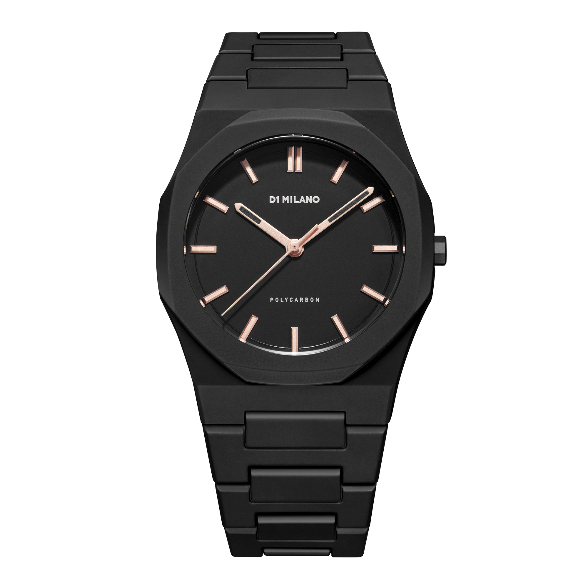 D1 MILANO - OROLOGIO POLYCARBON DAWN LIGHT
