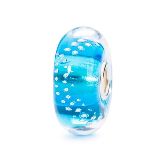 Beads Trollbeads, Tracce d'Argento, Turchese
