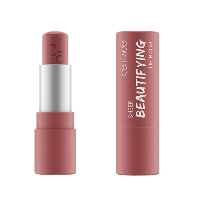 Catrice Sheer Beautifying Lip Balm 020 Fashion Mauvement