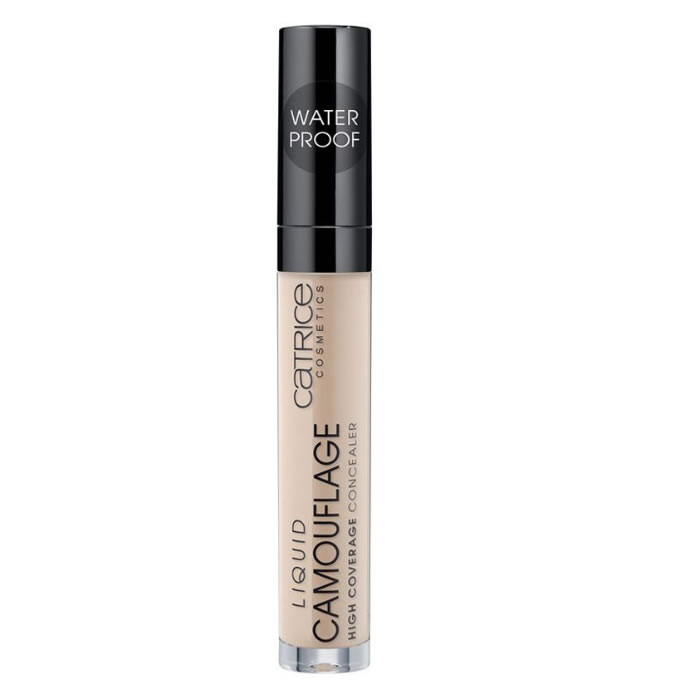 Catrice Liquid Camouflage High Coverage Concealer 020 Light Beige 5ml