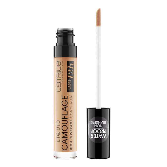 Catrice Liquid Camouflage High Coverage Concealer 060 Latte Mac 5ml