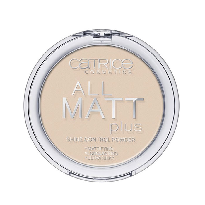 Catrice All Matt Plus Shine Control Powder 010 Transparent 10gr