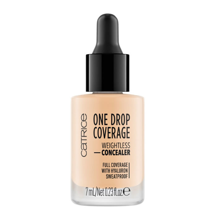 Catrice One Drop Coverage Weightless Concealer 003 Porcelain 7ml