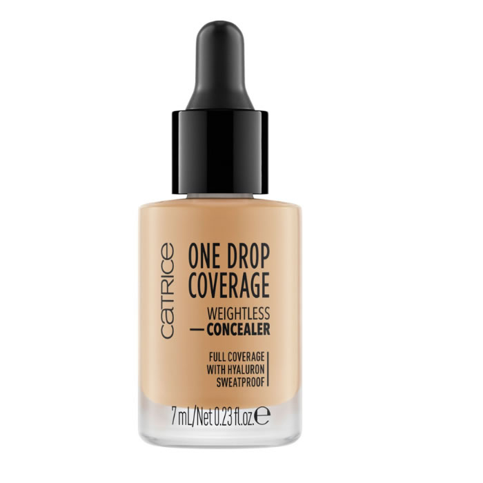 Catrice One Drop Coverage Weightless Concealer 040 Camel Beige 7ml