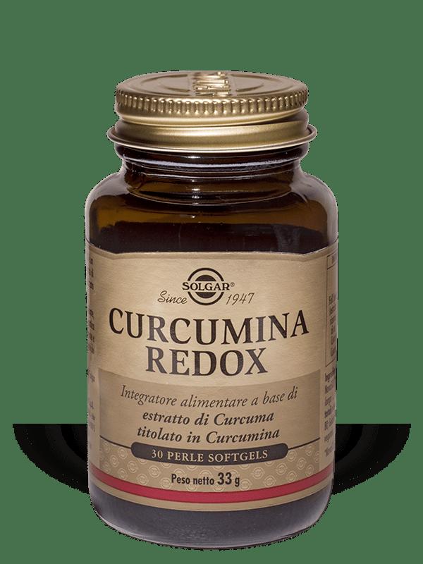 Solgar Curcumina Redox 30 Soft Gel