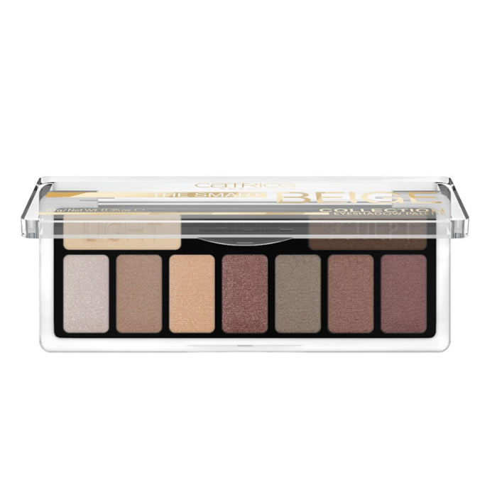 Catrice The Smart Beige Eyeshadow Palette 010 Nude But Not Naked 10gr