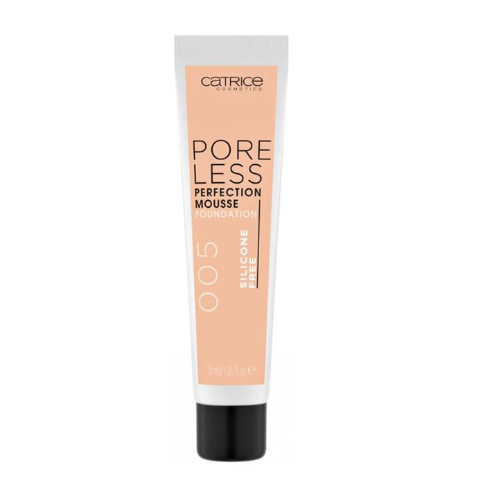 Catrice Poreless Perfection Mousse Foundation 005 Warm Ivory 30ml