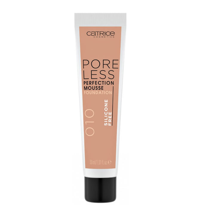 Catrice Poreless Perfection Mousse Foundation 010 Neutral Nude 30ml