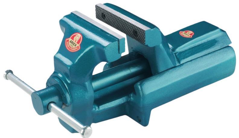 Morsa parallela in acciaio forgiato modello ATENA Ariex 109/125