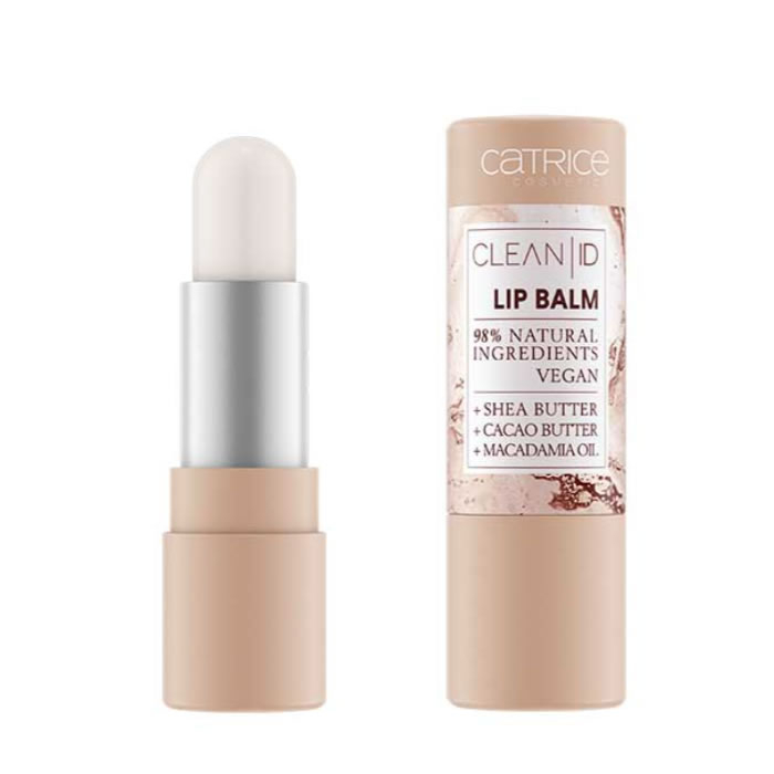 Catrice Clean Id Lip Balm 010 Clean Transparency 3,5gr