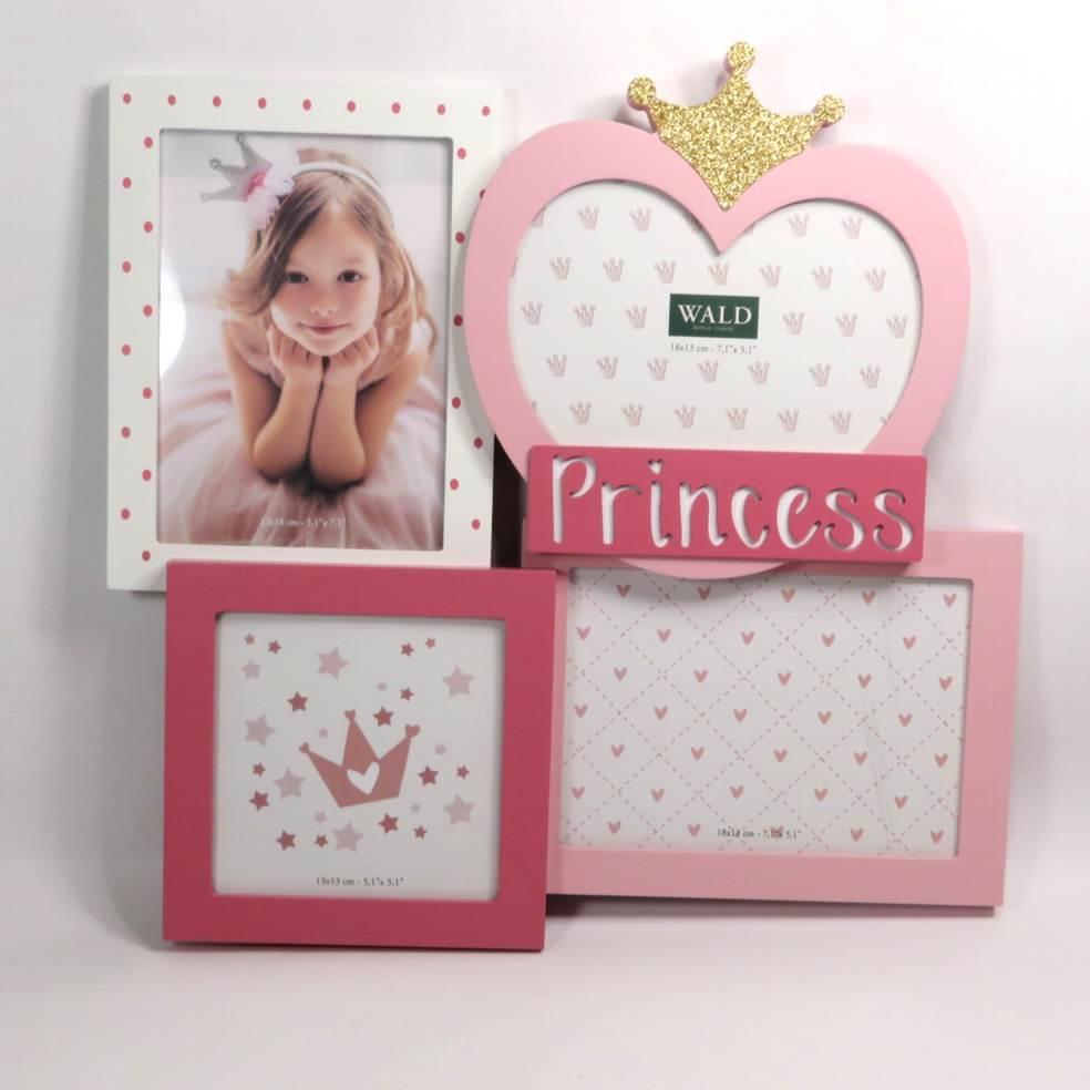 Cornice portafoto multipla Princess di Wald