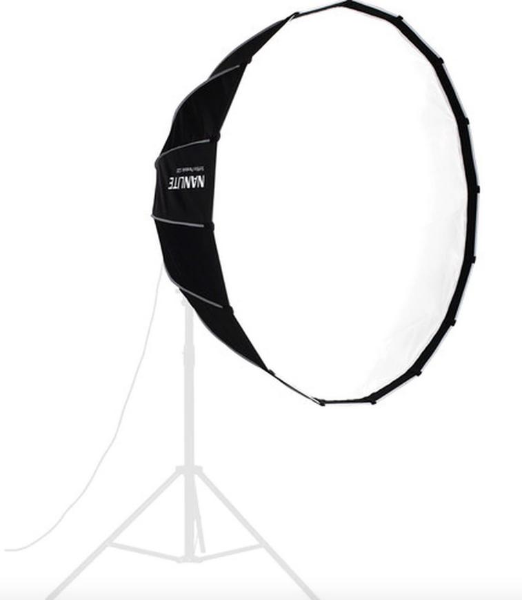 Softbox Parabolico Ombrello 120cm Bowens SB-PR-120-Q