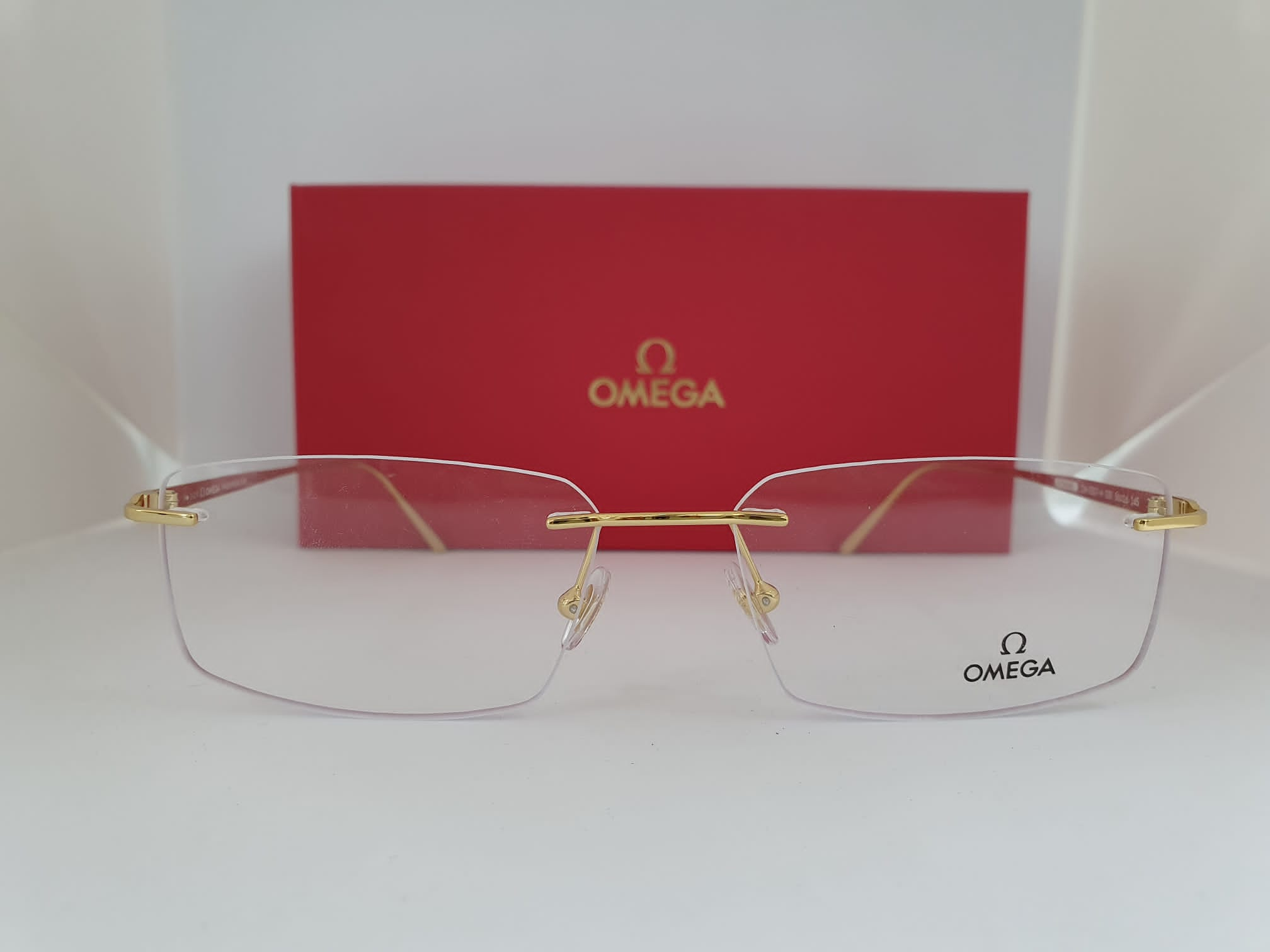 Occhiale da vista Omega OM5007-H 030