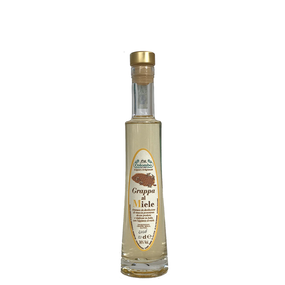 Grappa al Miele 10cl