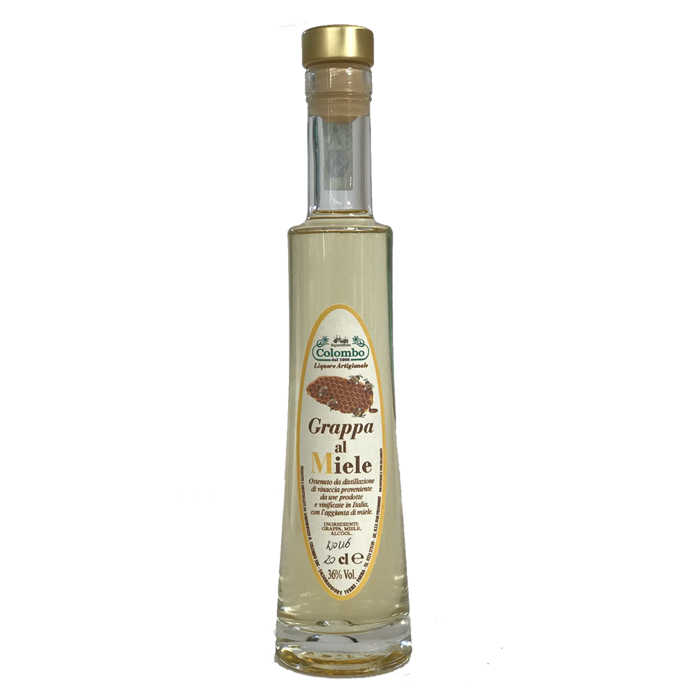 Grappa al Miele 20cl