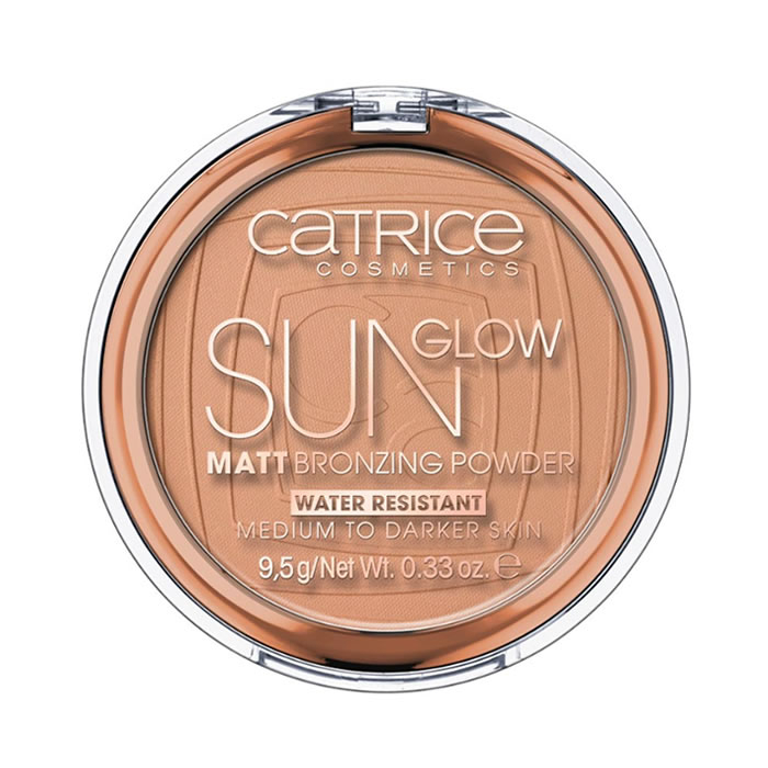 Catrice Sun Glow Matt Bronzing Powder 035 Universal Bronze 9,5gr
