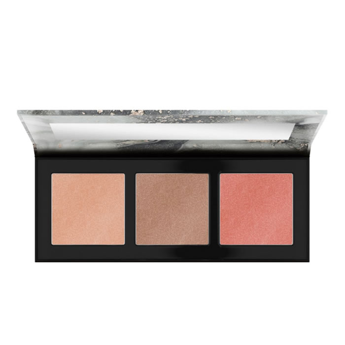Catrice Luminice Highlight & Bronze Glow Palette 010 Rose Vibes Only