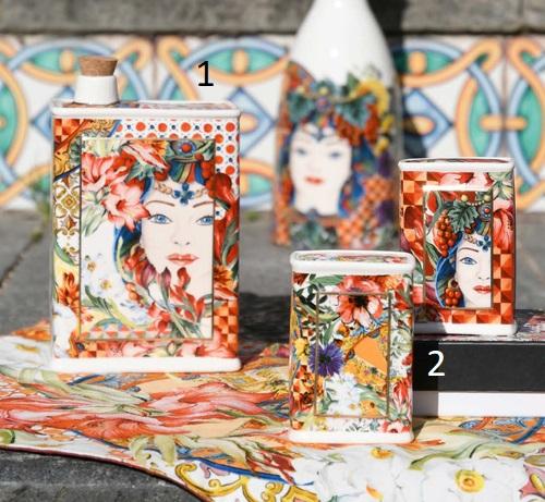 Baci Milano Sale e Pepe Porcellana S&P.Mil01 foto n.2