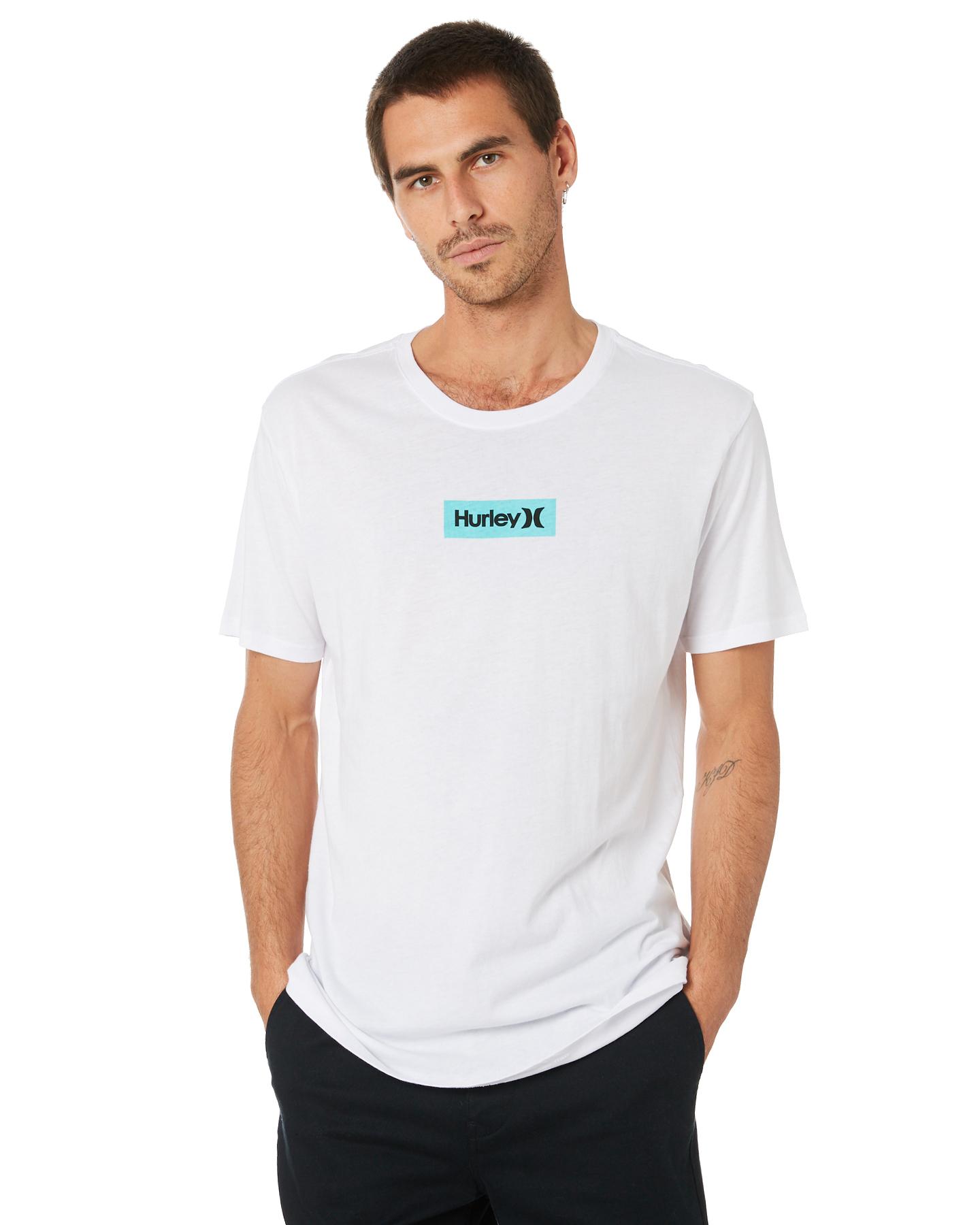 T-Shirt Hurley Small Box