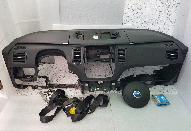 Kit airbag completo fiat idea anno 2008 originale