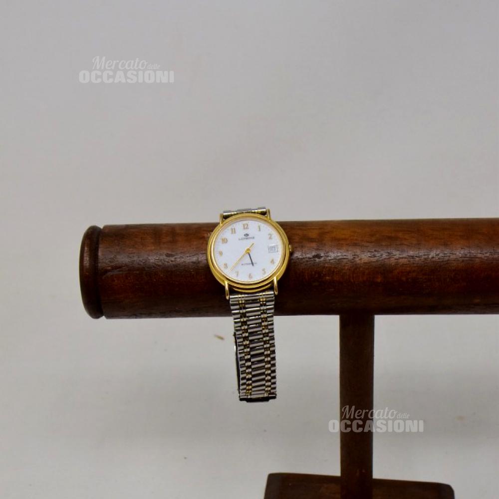 Orologio Lorenz A Carica Meccanica (diffetto Vetro Graffiato)