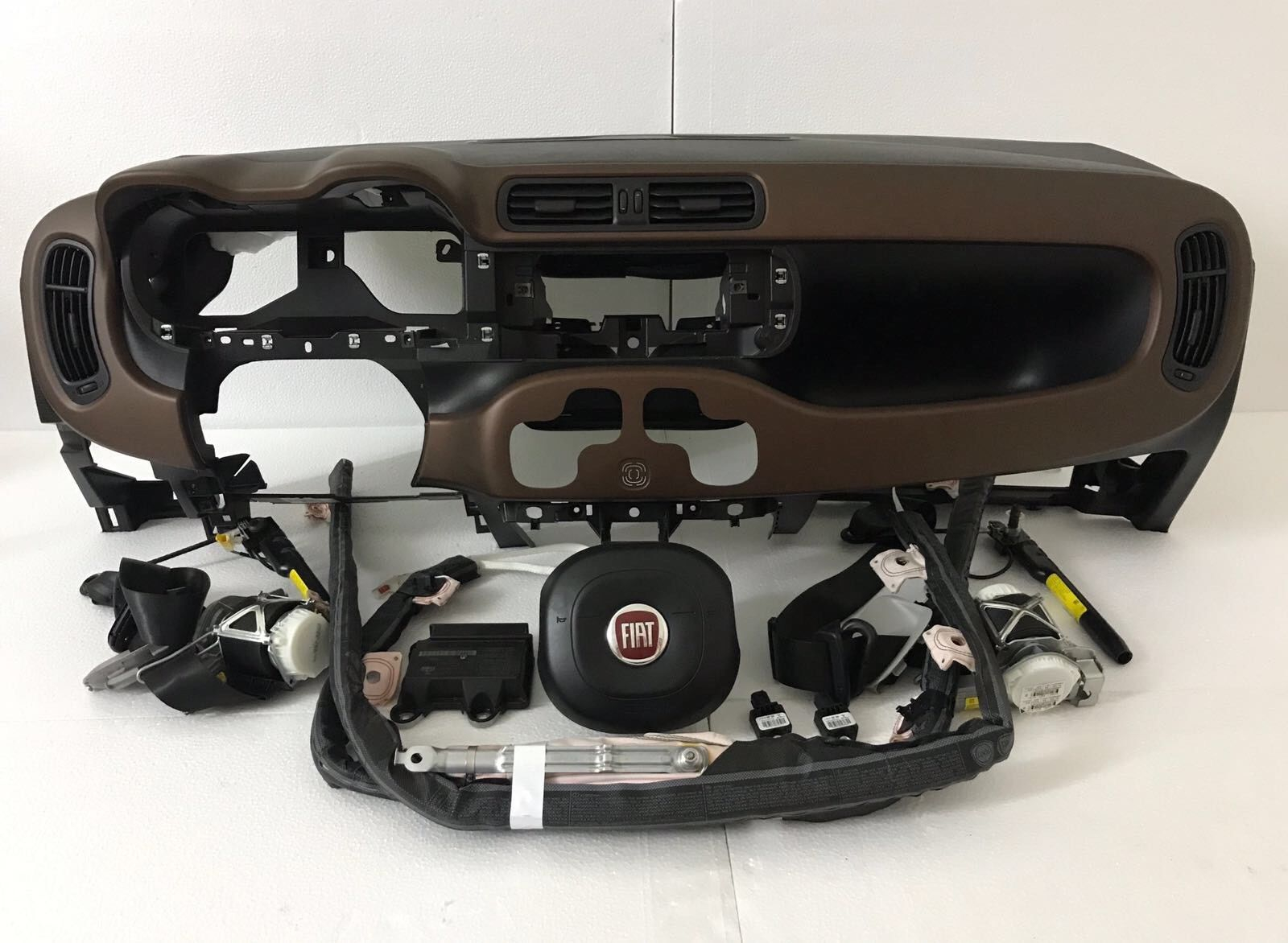 Kit Airbag Completo Fiat Panda Anno 2016 Originale