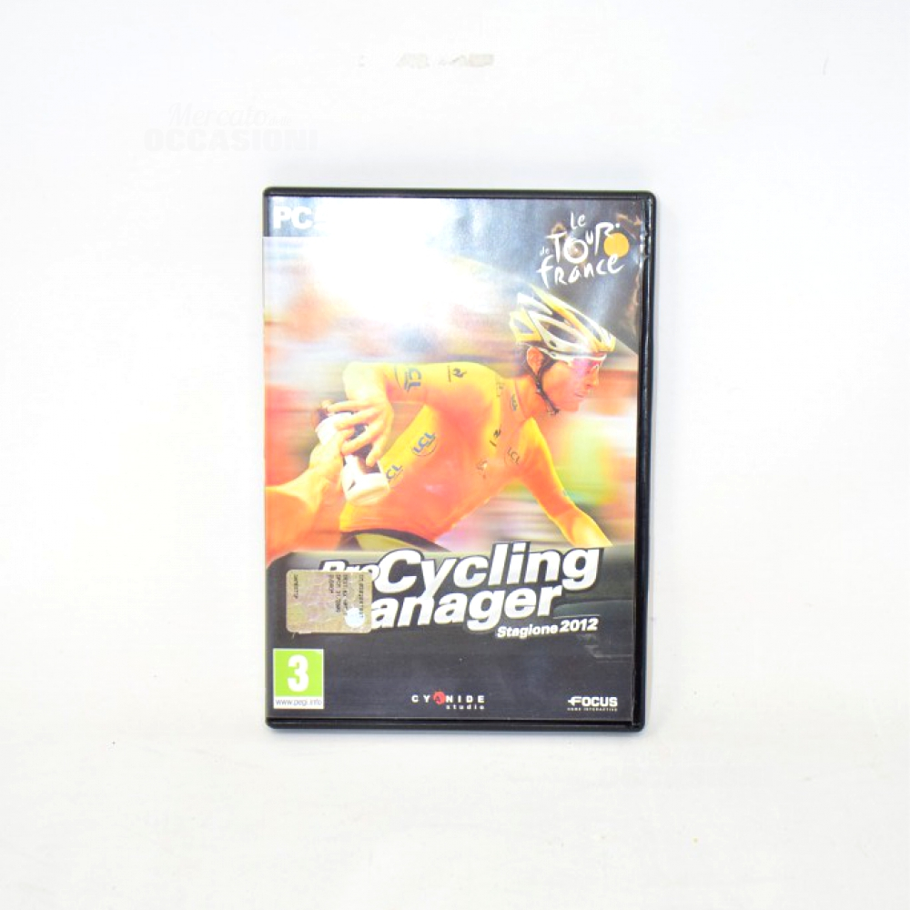Gioco Per Pc Pro Cycling Manager 2012