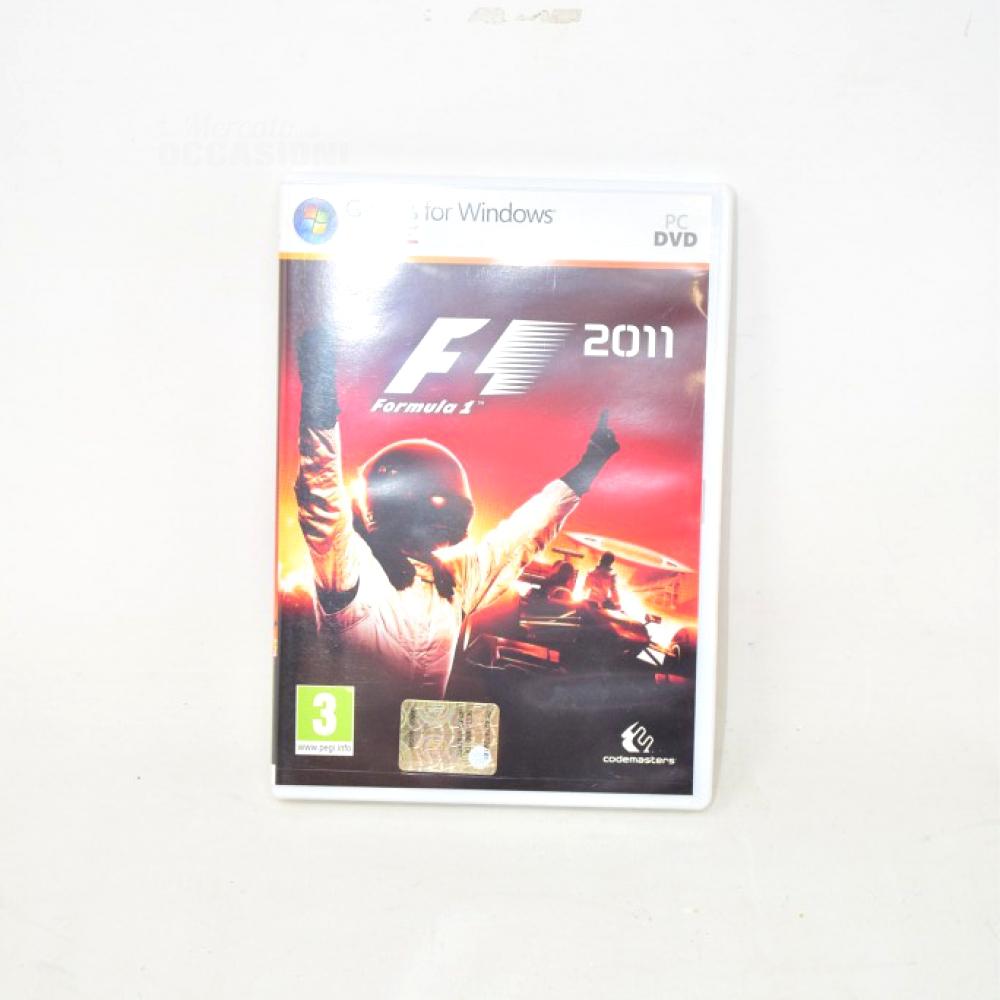 Gioco Per Pc Formula Uno 2011