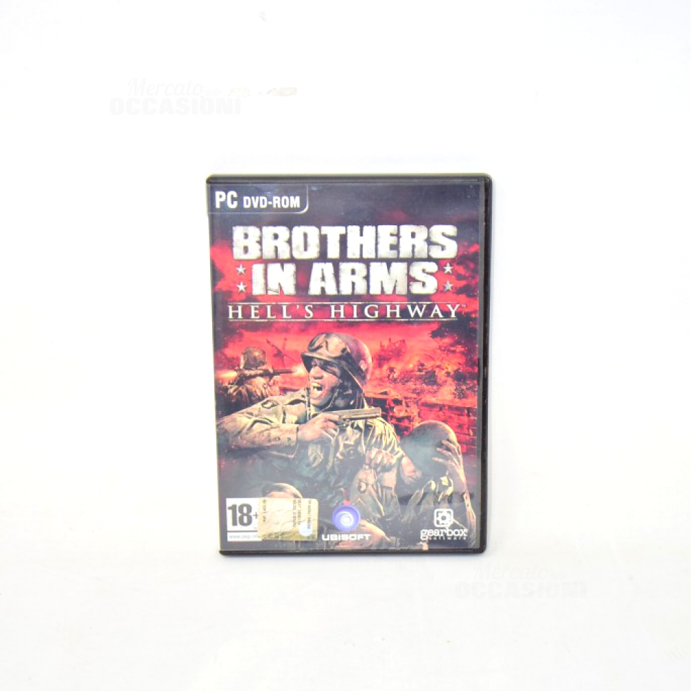 Gioco Per Pc Brothers In Arms