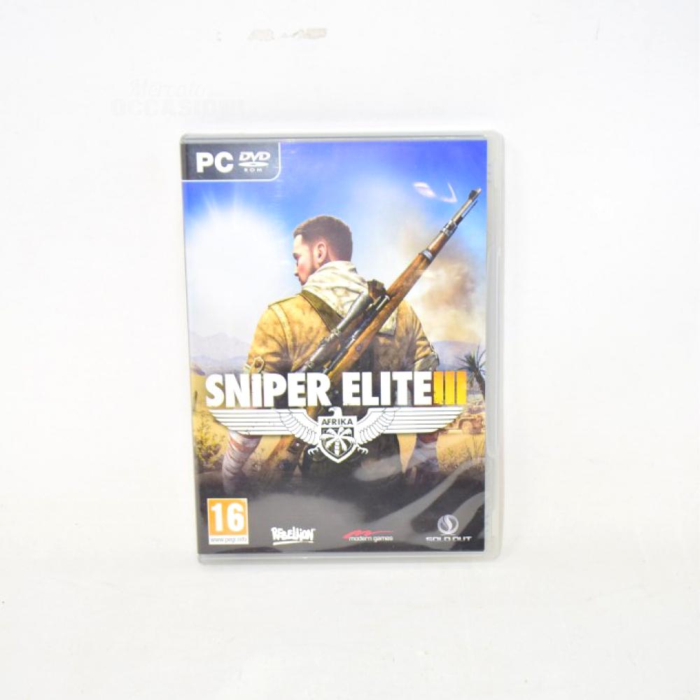 Gioco Per Pc Sniper Elite 3